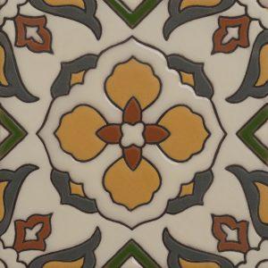 Florida High Relief Ceramic Tile