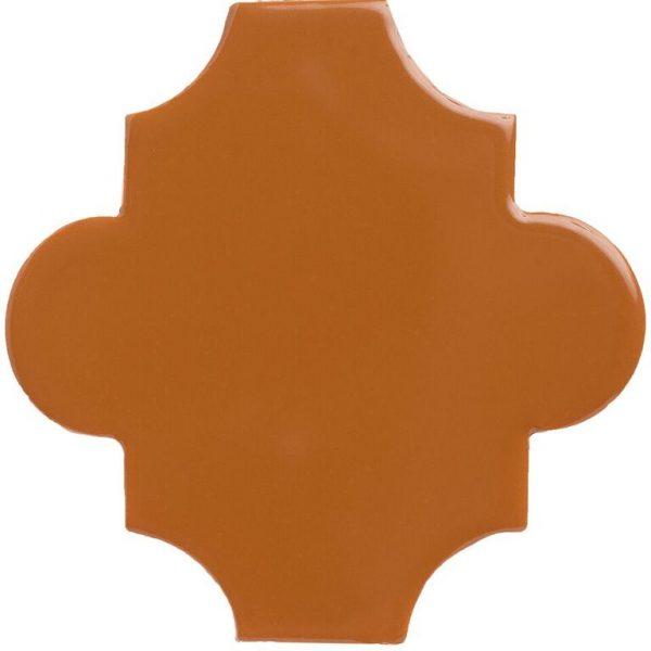 Arabesque Tarracotta Glossy